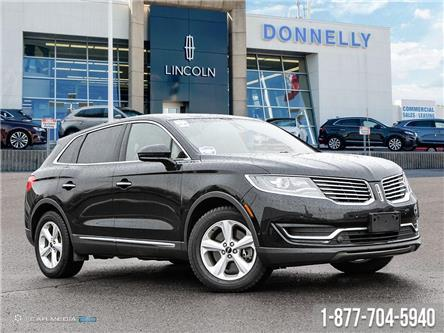 2016 Lincoln MKX Reserve (Stk: DT47A) in Ottawa - Image 1 of 28
