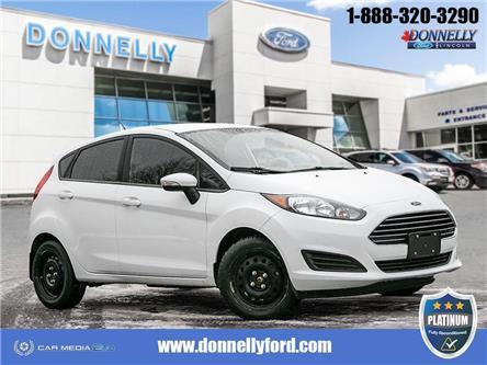 2017 Ford Fiesta SE (Stk: PLDUR6296A) in Ottawa - Image 1 of 29