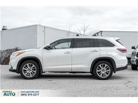 2016 Toyota Highlander XLE (Stk: 342203) in Milton - Image 2 of 5