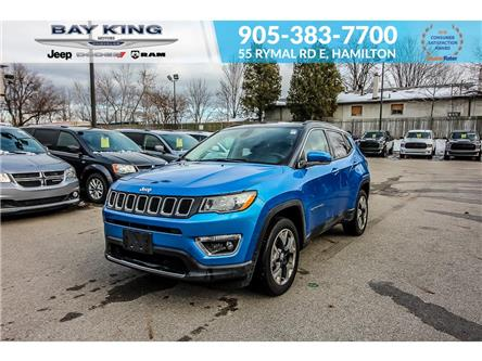2019 Jeep Compass Limited (Stk: 6986) in Hamilton - Image 1 of 22