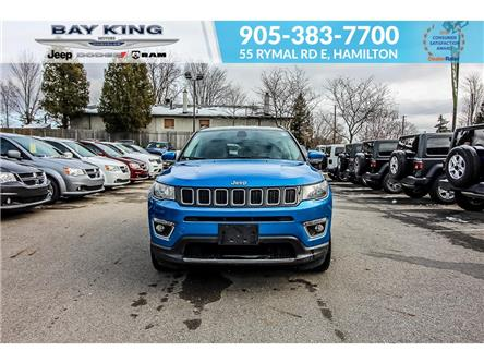 2019 Jeep Compass Limited (Stk: 6986) in Hamilton - Image 2 of 22
