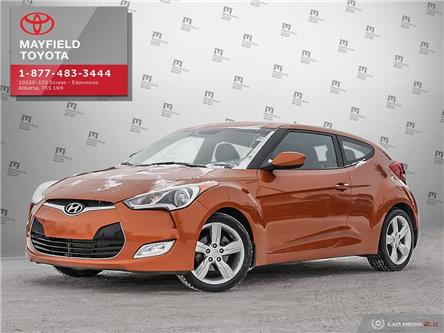 2012 Hyundai Veloster Base (Stk: 194123B) in Edmonton - Image 1 of 27