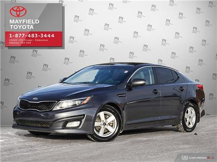 2015 Kia Optima LX (Stk: 1902116B) in Edmonton - Image 1 of 27