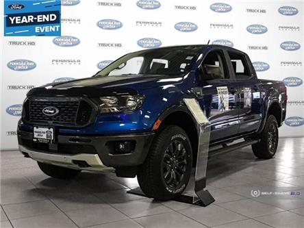 2019 Ford Ranger XLT (Stk: 19RA38) in Owen Sound - Image 1 of 25