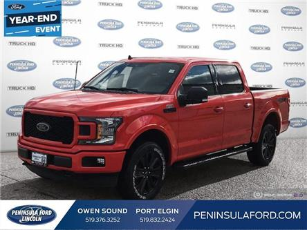 2020 Ford F-150 XLT (Stk: 20FE08) in Owen Sound - Image 1 of 25