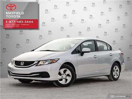 2014 Honda Civic LX (Stk: 190788B) in Edmonton - Image 1 of 27