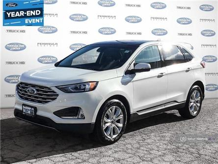 2020 Ford Edge Titanium (Stk: 20ED05) in Owen Sound - Image 1 of 25