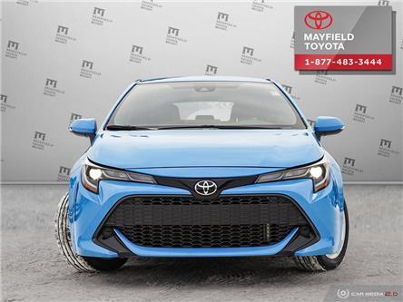 2019 Toyota Corolla Hatchback Base (Stk: 192286) in Edmonton - Image 2 of 27