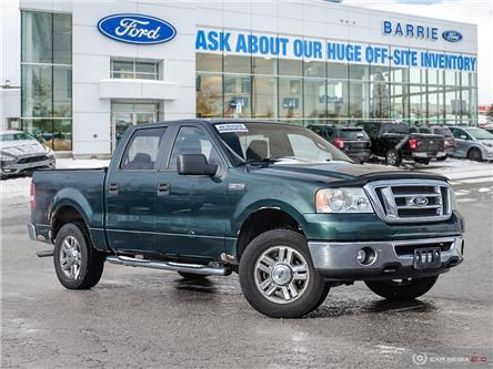 2007 Ford F-150 XLT (Stk: T1652AZ) in Barrie - Image 1 of 8