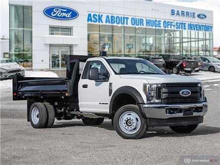 2019 Ford F-550 Chassis XL (Stk: T1577) in Barrie - Image 1 of 24