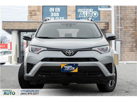2017 Toyota RAV4 LE (Stk: 612843) in Milton - Image 2 of 18