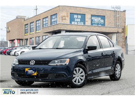 2013 Volkswagen Jetta 2.0L Trendline (Stk: 280423) in Milton - Image 1 of 17