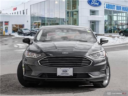 2019 Ford Fusion SE (Stk: 6399A) in Barrie - Image 2 of 27