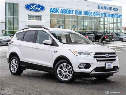 2017 Ford Escape SE (Stk: T1593A) in Barrie - Image 1 of 25