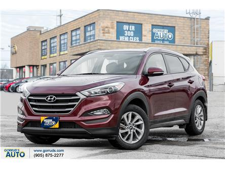 2016 Hyundai Tucson Premium (Stk: 085964) in Milton - Image 1 of 19