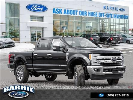 2019 Ford F-350 Lariat (Stk: T1562) in Barrie - Image 1 of 27