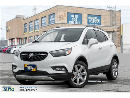2017 Buick Encore Essence (Stk: 002006) in Milton - Image 1 of 21