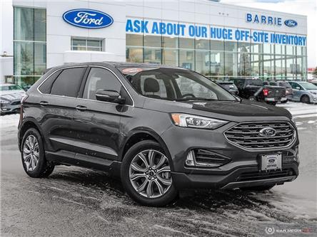 2019 Ford Edge Titanium (Stk: 6457) in Barrie - Image 1 of 27