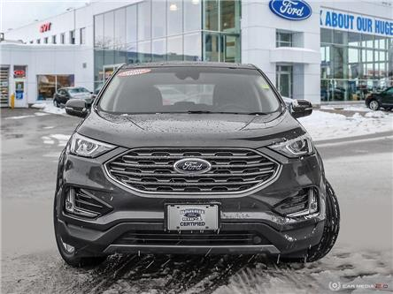 2019 Ford Edge Titanium (Stk: 6457) in Barrie - Image 2 of 27