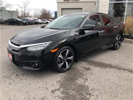 2016 Honda Civic Touring (Stk: G1843) in Cobourg - Image 1 of 27