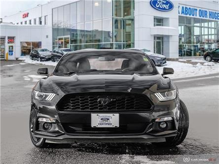 2015 Ford Mustang EcoBoost Premium (Stk: T1296BX) in Barrie - Image 2 of 27