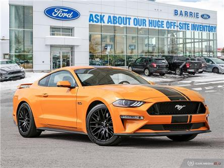 2019 Ford Mustang GT Premium (Stk: T1063A) in Barrie - Image 1 of 27