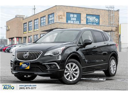 2017 Buick Envision Essence (Stk: 123027) in Milton - Image 1 of 23