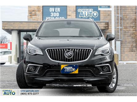2017 Buick Envision Essence (Stk: 123027) in Milton - Image 2 of 23