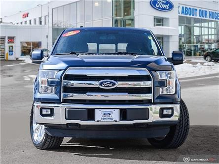 2016 Ford F-150 King Ranch (Stk: T1598A) in Barrie - Image 2 of 27