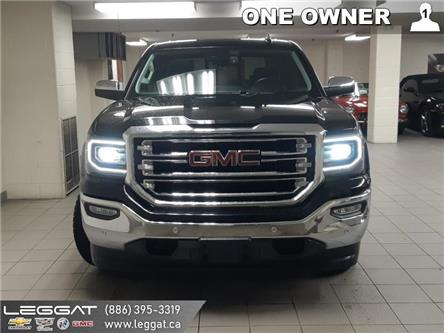2016 GMC Sierra 1500 SLT (Stk: 208523B) in Burlington - Image 2 of 17