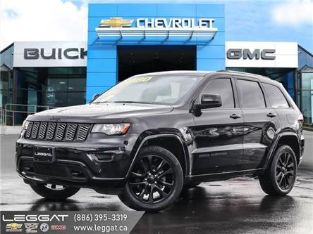 2018 Jeep Grand Cherokee Laredo (Stk: 207514A) in Burlington - Image 1 of 29