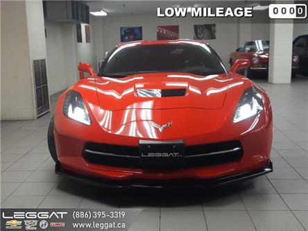2017 Chevrolet Corvette Stingray Z51 (Stk: 5950ZA) in Burlington - Image 2 of 14