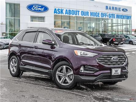 2019 Ford Edge SEL (Stk: T1168A) in Barrie - Image 1 of 27