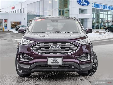 2019 Ford Edge SEL (Stk: T1168A) in Barrie - Image 2 of 27