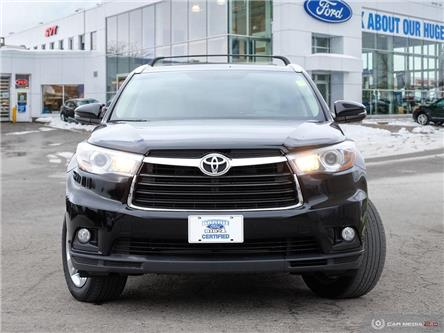 2016 Toyota Highlander LE (Stk: T1451A) in Barrie - Image 2 of 27