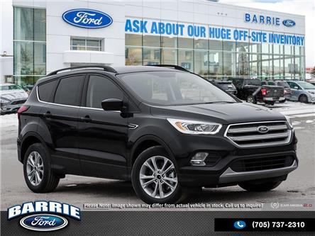 2019 Ford Escape SEL (Stk: T1661) in Barrie - Image 1 of 26