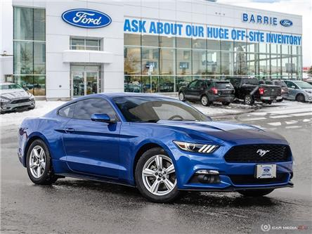 2017 Ford Mustang V6 (Stk: T035AX) in Barrie - Image 1 of 26