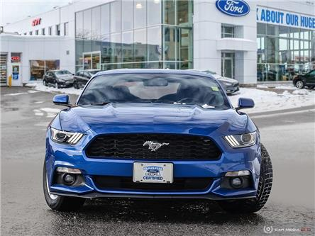 2017 Ford Mustang V6 (Stk: T035AX) in Barrie - Image 2 of 26