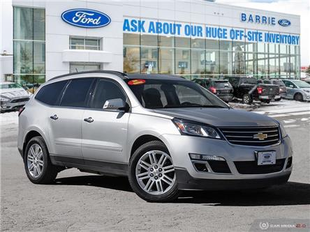 2015 Chevrolet Traverse 1LT (Stk: T1499A) in Barrie - Image 1 of 25
