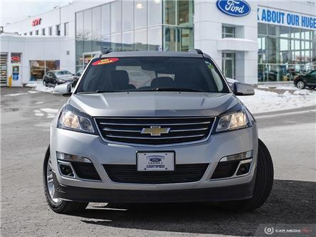 2015 Chevrolet Traverse 1LT (Stk: T1499A) in Barrie - Image 2 of 25