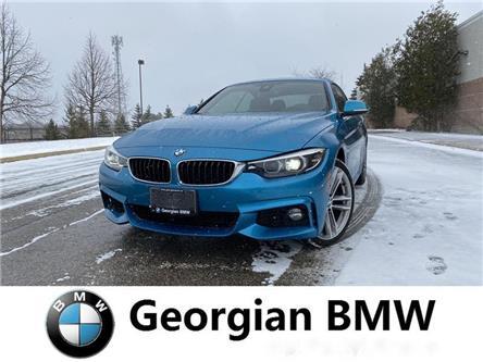 2019 BMW 430i xDrive (Stk: B19168-1) in Barrie - Image 1 of 13