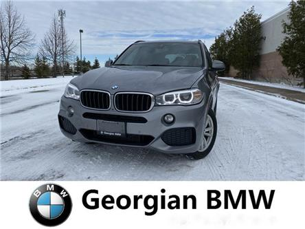2017 BMW X5 xDrive35d (Stk: B19270-1) in Barrie - Image 1 of 14