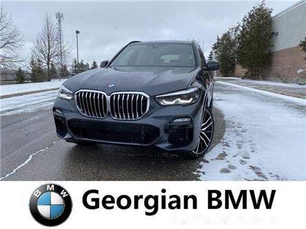 2019 BMW X5 xDrive40i (Stk: P1588) in Barrie - Image 1 of 15