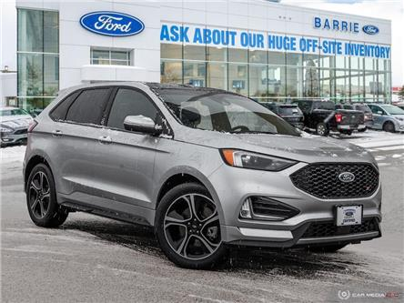 2019 Ford Edge ST (Stk: 6454) in Barrie - Image 1 of 27