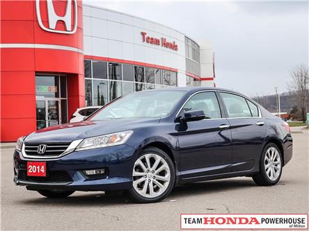 2014 Honda Accord Touring V6 (Stk: 191302A) in Milton - Image 1 of 29