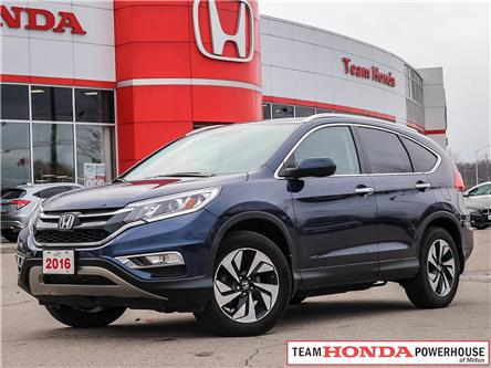 2016 Honda CR-V Touring (Stk: 3481) in Milton - Image 1 of 27