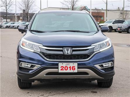 2016 Honda CR-V Touring (Stk: 3481) in Milton - Image 2 of 27