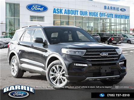 2020 Ford Explorer XLT (Stk: U0054) in Barrie - Image 1 of 27
