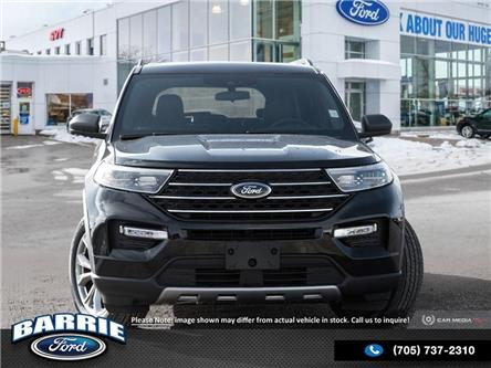 2020 Ford Explorer XLT (Stk: U0054) in Barrie - Image 2 of 27