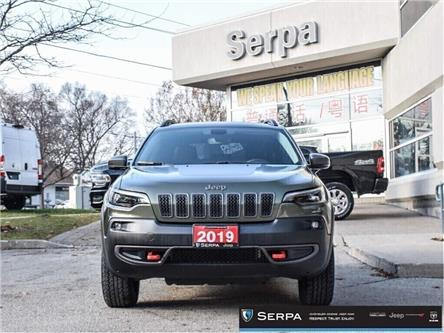 2019 Jeep Cherokee Trailhawk (Stk: P9196) in Toronto - Image 2 of 26
